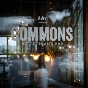 A photo of The Commons restaurant