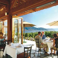 A photo of Quails' Gate Estate Winery - Old Vines Restaurant restaurant