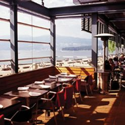 A photo of The Boathouse at Kits Beach restaurant