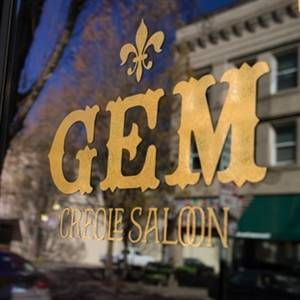A photo of Gem Creole Saloon restaurant