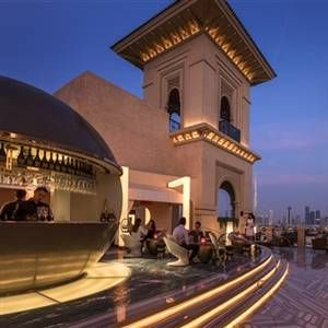 A photo of Mercury - Four Seasons Dubai restaurant