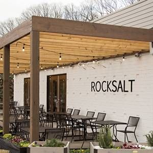 A photo of RockSalt-Charlotte restaurant