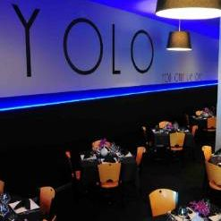 A photo of YOLO Restaurant & Lounge restaurant