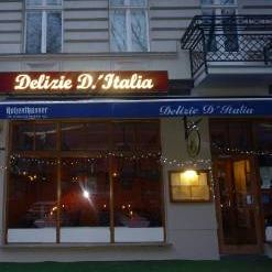 A photo of Delizie D Italia restaurant