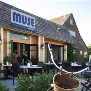 A photo of Muse at the end restaurant