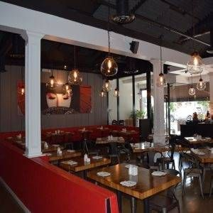 A photo of Akai Lounge - Westfield restaurant