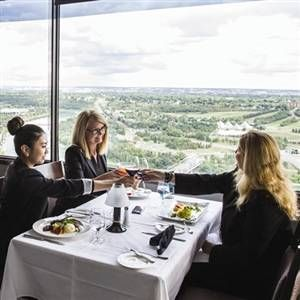 A photo of La Ronde - Chateau Lacombe restaurant