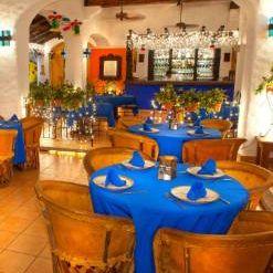 Una foto del restaurante Pancho's Backyard