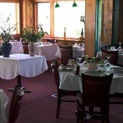 A photo of The Rowe Inn restaurant