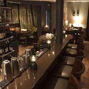 A photo of Lauschig Bar restaurant
