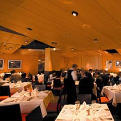 A photo of Nick & Stef's Steakhouse - New York restaurant