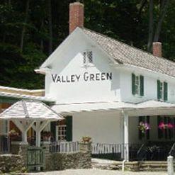 A photo of Valley Green Inn restaurant
