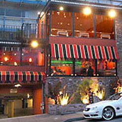 A photo of Bobo's restaurant