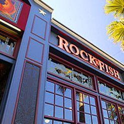 A photo of ROCK'N FISH - Manhattan Beach restaurant