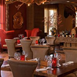 A photo of Red Stag Grill-Grand Bohemian Hotel Asheville restaurant