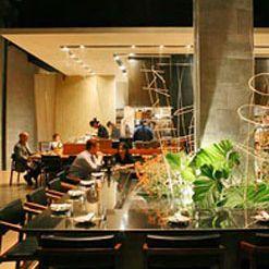 A photo of EN Japanese Brasserie restaurant