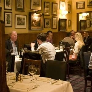 A photo of The Guinea restaurant