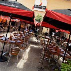 Una foto del restaurante El Parrillaje - Angelopolis