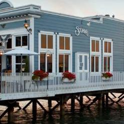 A photo of Scoma's Sausalito restaurant