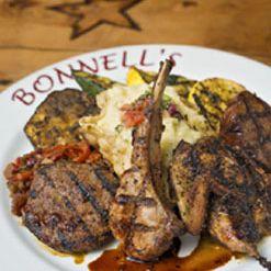A photo of Bonnell's Fine Texas Cuisine restaurant