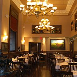 A photo of Bobby Van's Steakhouse - Broad Street restaurant