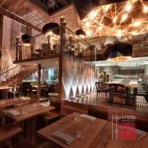 Una foto del restaurante Morimoto