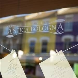A photo of Osteria Antica Bologna restaurant
