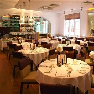 County Restaurant @ Abode Canterbury