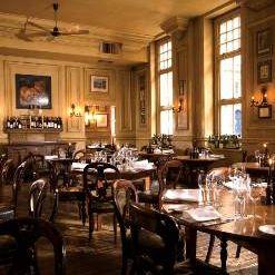 A photo of Hotel du Vin & Bistro - Birmingham restaurant