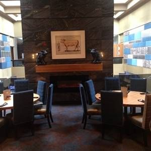 A photo of Chop Steakhouse & Bar - Downtown Edmonton - 101 St restaurant