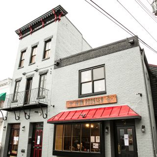 A photo of Iron Rooster restaurant