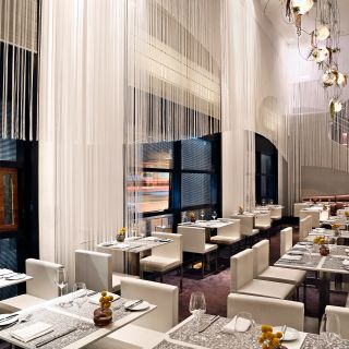 A photo of Trace restaurant