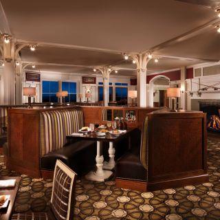 A photo of Stickney's Restaurant at the Omni Mount Washington Resort restaurant