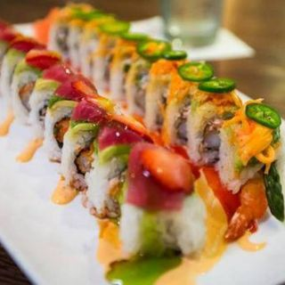 A photo of Piranha Killer Sushi - Flower Mound restaurant
