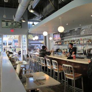 A photo of The Counter - Santana Row restaurant
