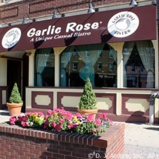 A photo of Garlic Rose Bistro - Cranford restaurant