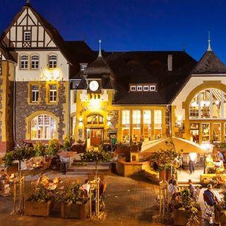 Foto von Bahnhof Cues Das Brauhaus Restaurant