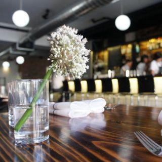 Una foto del restaurante Marble + Rye