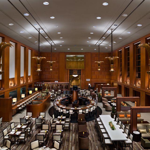 Bank Restaurant Minneapolis Mn