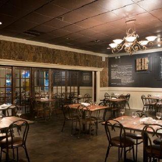 A photo of Verde Wine Bar and Ristorante restaurant