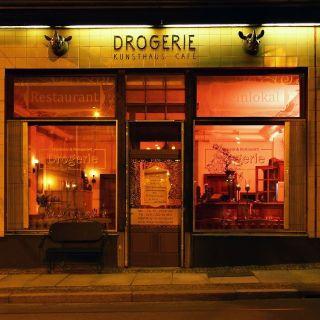 A photo of Restaurant Drogerie restaurant