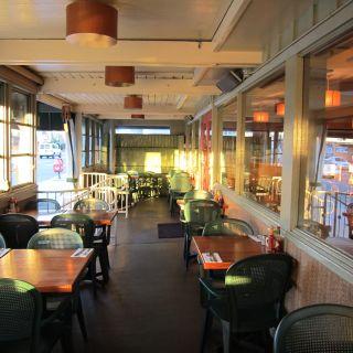 A photo of Hugo's Studio City restaurant