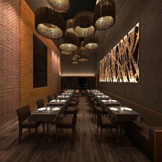 A photo of Suede Restaurant restaurant