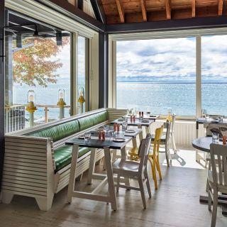A photo of Drake Devonshire restaurant