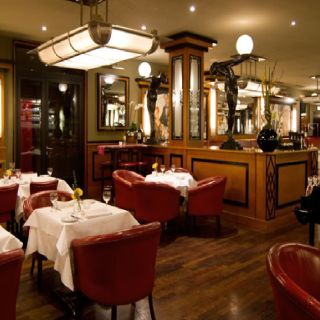 A photo of Brasserie am Gendarmenmarkt restaurant