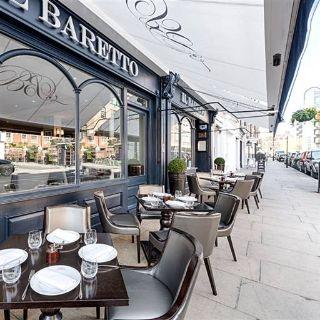 A photo of Il Baretto Wine Bar and Restaurant restaurant
