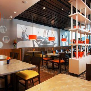 A photo of De Dutch - Burrard Landing restaurant