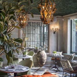 A photo of Ivy Chelsea Garden restaurant