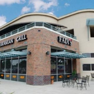 A photo of Fadi's Mediterranean Grill - Knox restaurant