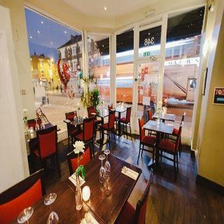 A photo of Cafe Amaranth restaurant